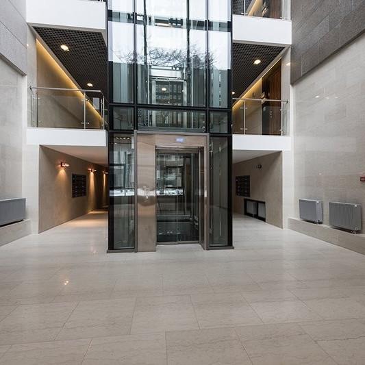 Отделка лифтов в ЖК Смольный Парк